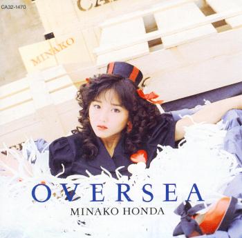Honda Minako - SNEAK AWAY dans Funk & Autres hondaminakooverseaalbum1987