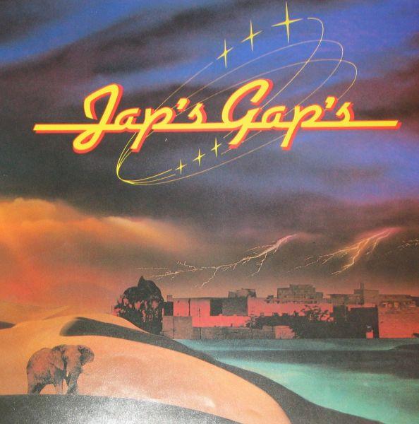 Jap's Gap's -  ain't no doubt about it dans Funk & Autres noproblem81