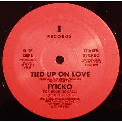 IYICKO - Tied up on love dans Funk & Autres vinyl12